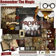 Remember the Magic by Designs by Helly