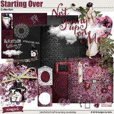 Starting Over Collection by Designs by Helly
