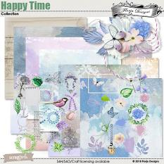Happy Time Collection by florju designs