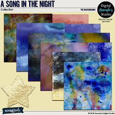 A Song in the Night Faith-spiration© Collection Backgrounds