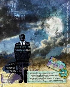 Layout using A Song in the Night by Amanda's Digital Studio