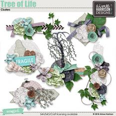 Tree of Life Clusters