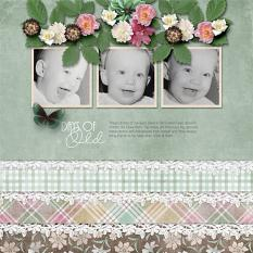 Heritage Chic Layout