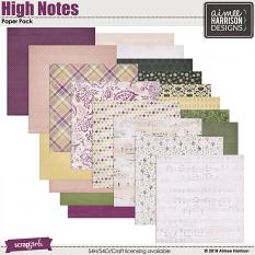 High Notes Papers