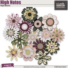 High Notes Blooms