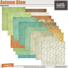 Autumn Glow Papers