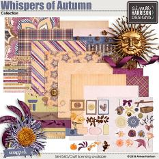 Whispers of Autumn Collection