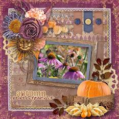 Whispers of Autumn Layouts