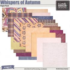 Whispers of Autumn Papers
