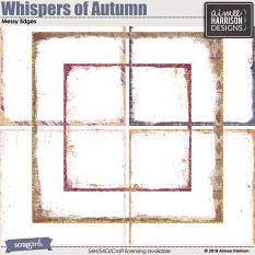 Whispers of Autumn Edges