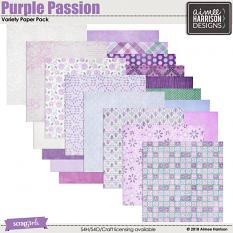 Purple Passion Papers