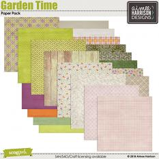 Garden Time Papers