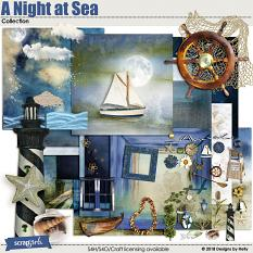 A Night at Sea Collection by Designs by Helly