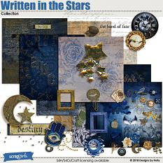 Written in the Stars Collection by Designs by Helly