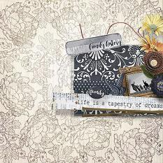 Layout using Tapestry