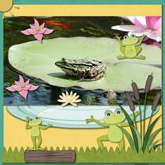 Made using Ribbit Ribbit Collection By Charly Renay