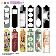 You may also be interested in the first set of Bookmarks