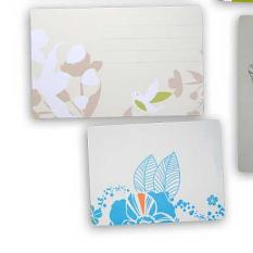 ScrapSimple Embellishment Templates: Mix Cards 2 details