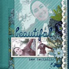 #digitalscrapbooking layout by AFT Designs - Amanda Fraijo-Tobin using 'Olivia Value Pack'