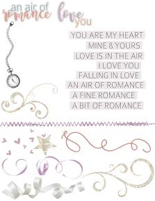Air of Romance Elements