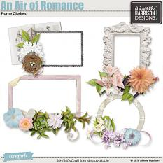 An Air of Romance Frame Clusters