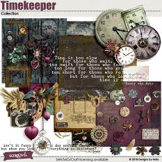 Timekeeper Collection by Designs by Helly
