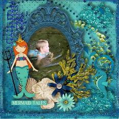 Mermaid Tales Layout