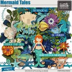 Mermaid Tales Elements