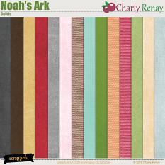 Noahs Ark Solids By Charly Renay