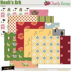 Noahs Ark Papers By Charly Renay