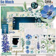So Much Collection by DRB Designs | ScrapGirls.com