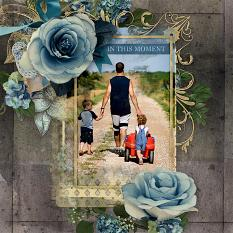 #scrapbook layout by AFT Designs - Amanda Fraijo-Tobin | www.aftdesigns.net