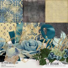 In This Moment Mini Kit by AFT Designs - Amanda Fraijo-Tobin @ScrapGirls.com