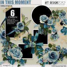 Value Pack: In This Moment by AFT Designs - Amanda Fraijo-Tobin @ScrapGirls.com
