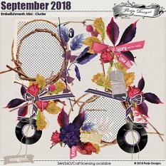 Value Pack : September 2018 by florju designs