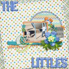 Layout using Scrapsimple Digital Layouts Sweet Dreams By Charly Renay