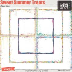 Sweet Summer Treats Edges