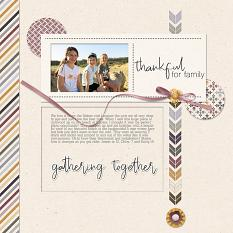 Layout by Susie Roberts