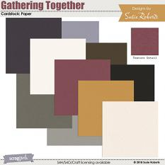 Gathering Together Paper