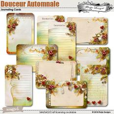 Douceur Automnale Pocket Life by Florju Designs