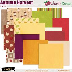 Autumn Harvest Papers By Charly Renay