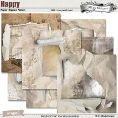 Value Pack : Happy by Florju Designs