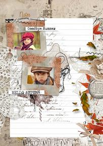 layout using Happy Planner A5 : October by florju designs