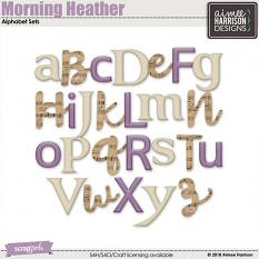Morning Heather Alphas