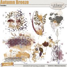Autumn Breeze Transfer by On A Whimsical Adventure