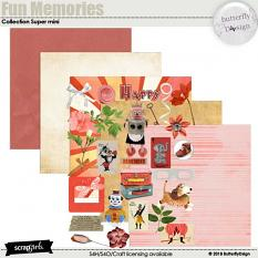 Fun Memories Collection Super Mini
