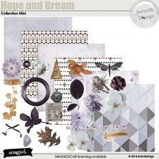 Hope and Dream Quickpage details