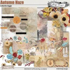 Autumn Haze Collection Biggie by Florju Designs