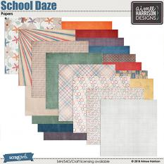 School Daze Papers