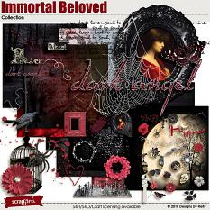 Immortal Beloved Collection by Designs by Helly